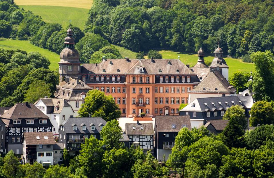 Schlossführung - Schlosspark - Stadtführung